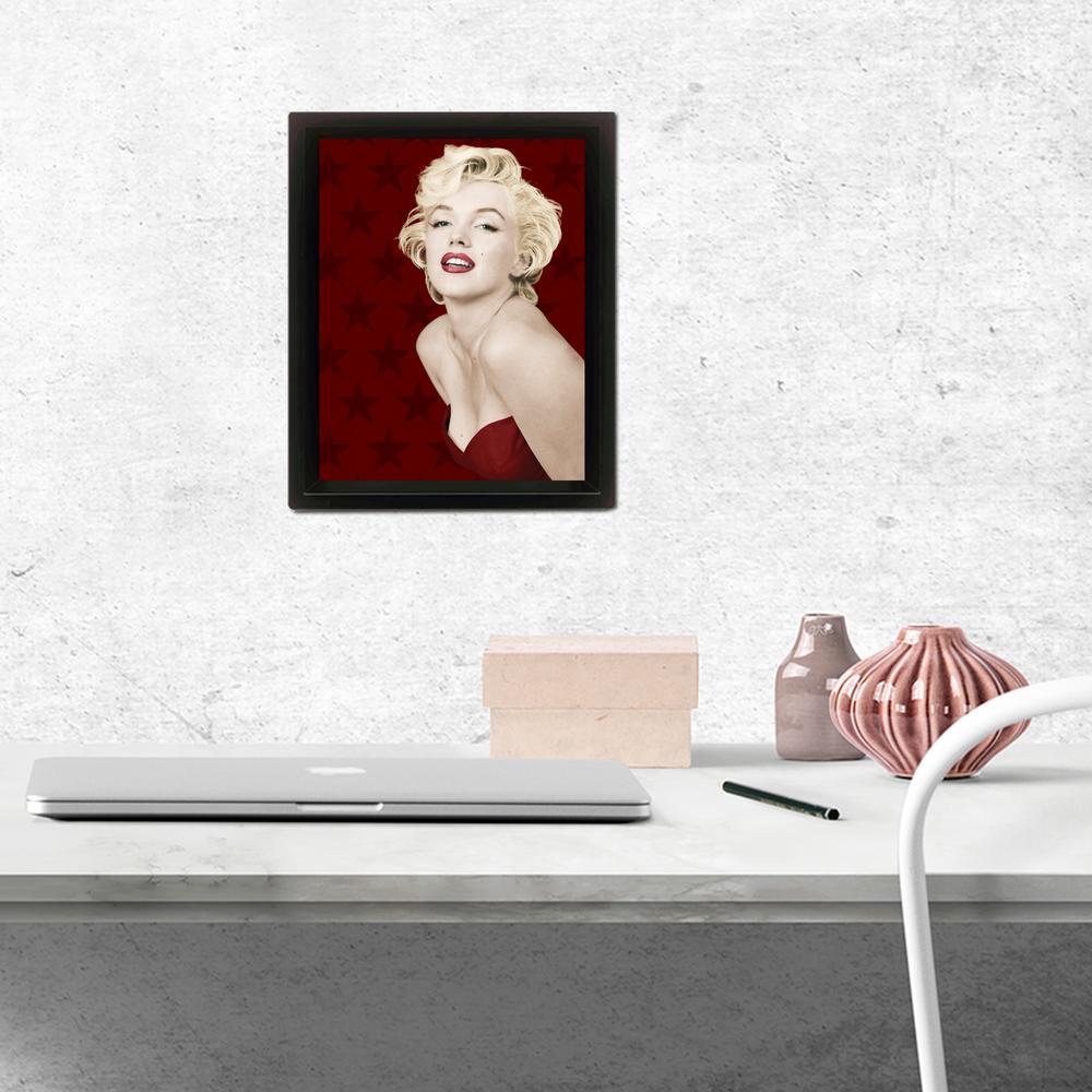 """Marilyn Monroe - Stars"" Wall Art"
