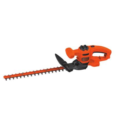 17 in. 3.2 Amp Corded Electric Hedge Trimmer