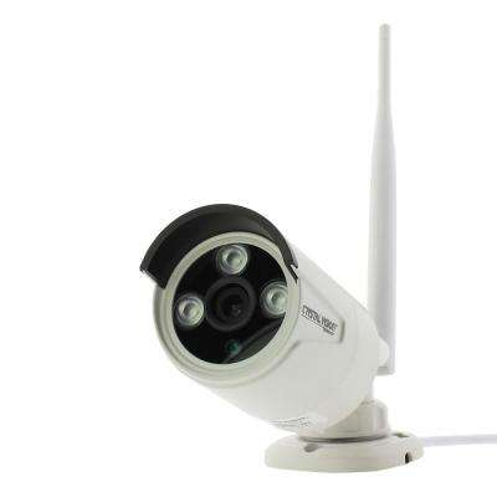 Wireless Add-On Standard Surveillance Camera for CVT9608E-3010W (Replacement for CVT9604E-3010W)