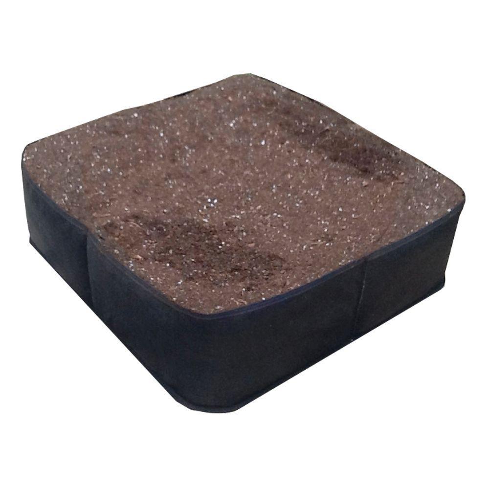 3 ft. x 3 ft. Black Instant Raised Garden Bed
