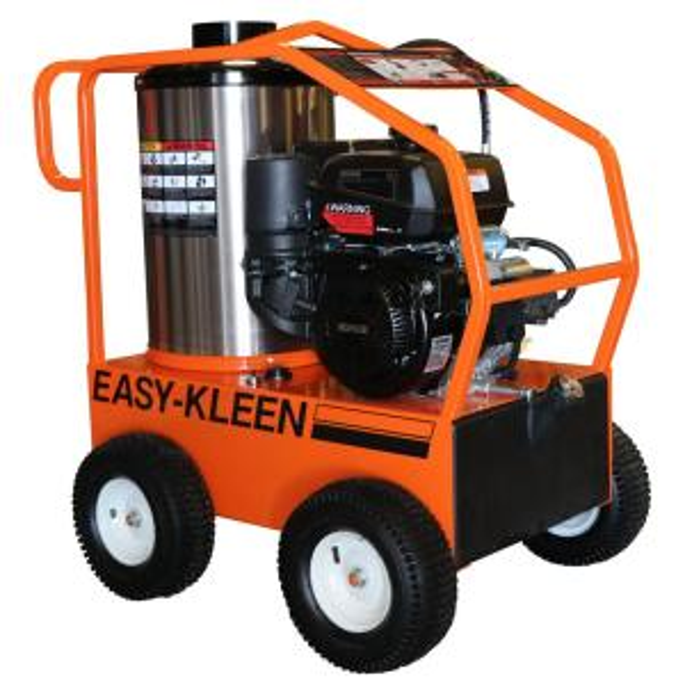 Commercial 4000 Psi 3 5 Gpm 12 Volt Kohler Gas Driven Hot