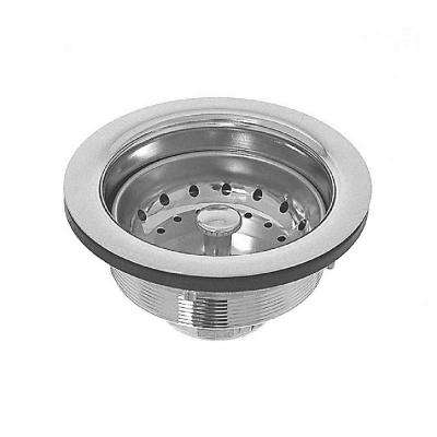 4 in. Deep Locking Cup Sink Basket Strainer