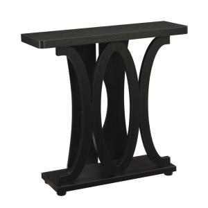 Prime Newport Hailey Espresso Console Table Machost Co Dining Chair Design Ideas Machostcouk
