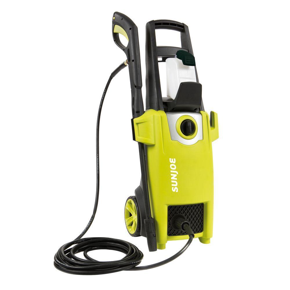 Sun Joe Pressure Joe 1,740 psi 1.59 GPM 12.5 Amp Electric Pressure Washer