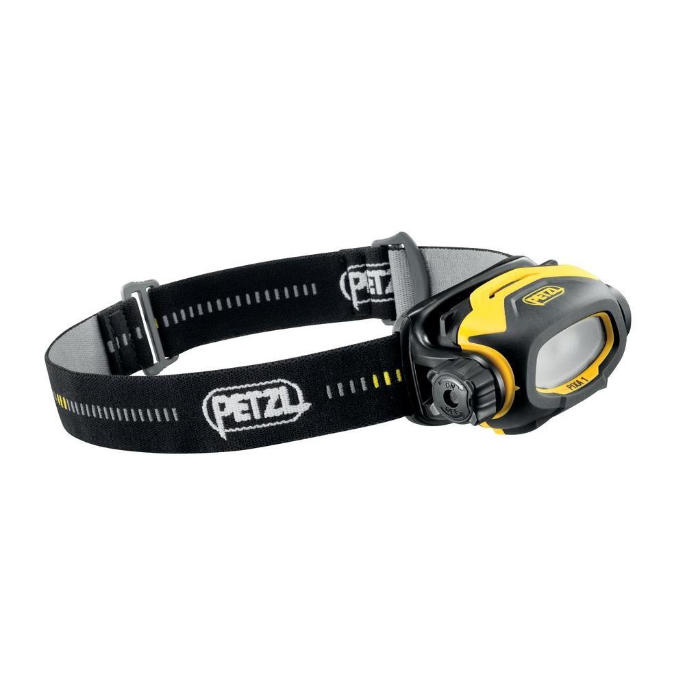 Petzl PIXA 1 HAZLOC Industrial 2AA LED Headlamp by Petzl