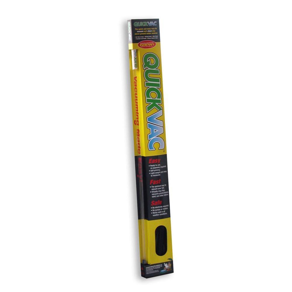 Quick Vac Spa Vacuum