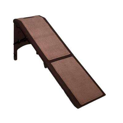 56 in. L x 16 in. W x 23 in. H Free Standing Pet Ramp