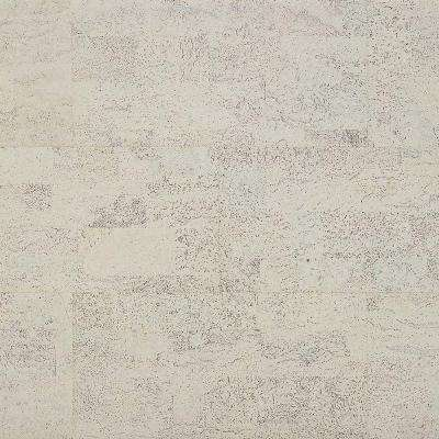 Champagne 1/8 in. Thick x 23-5/8 in. Wide x 11-13/16 in. Length Real Cork Wood Wall Tile (21.31 sq. ft. / pack)