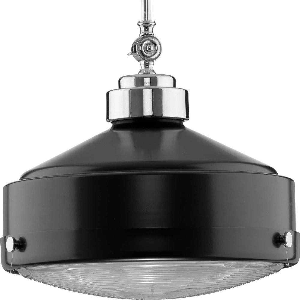 Loftin 1-Light Graphite Pendant