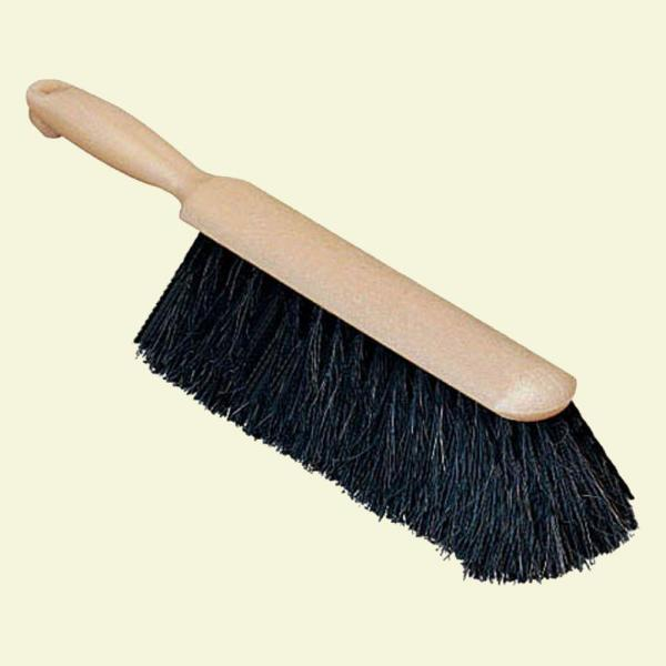 13 in. Horsehair Bench and Counter Brush (Case of 12)