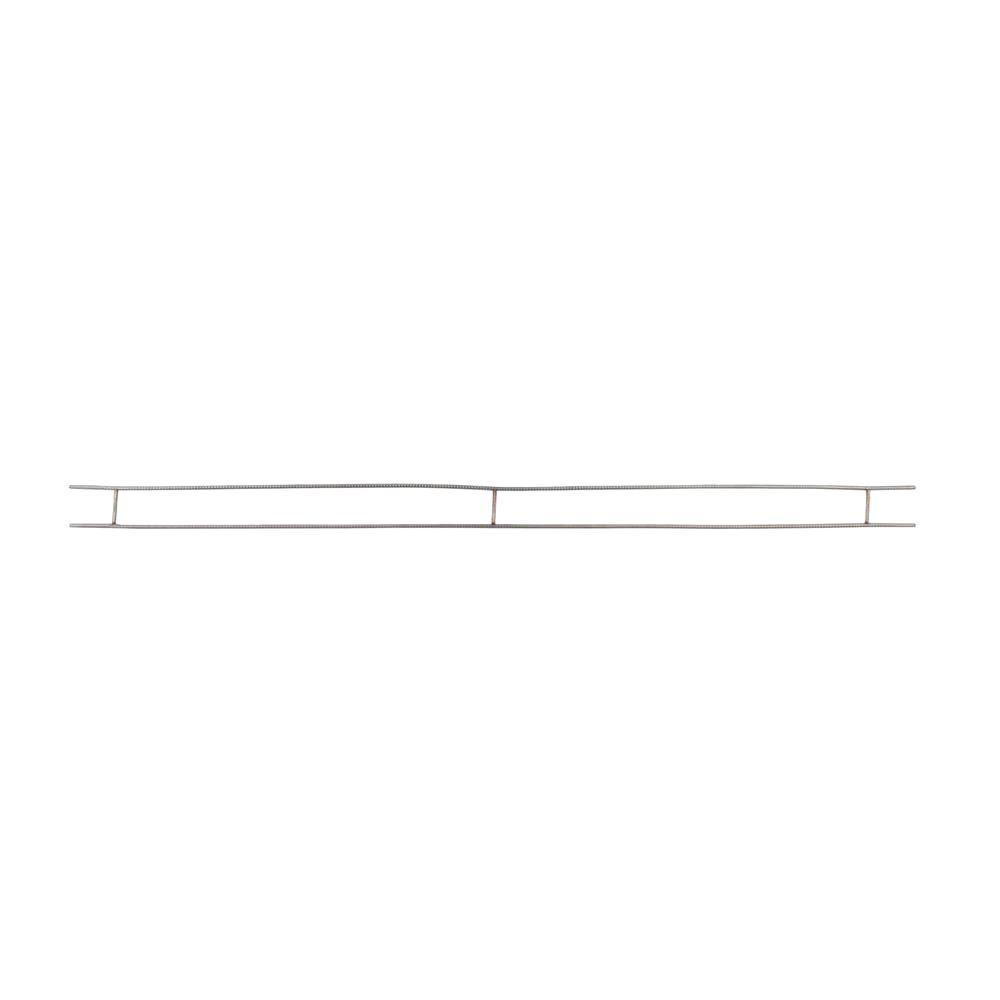 Pittsburgh Corning 36 in. Stainless Steel Panel Reinforcing (12-Pack)