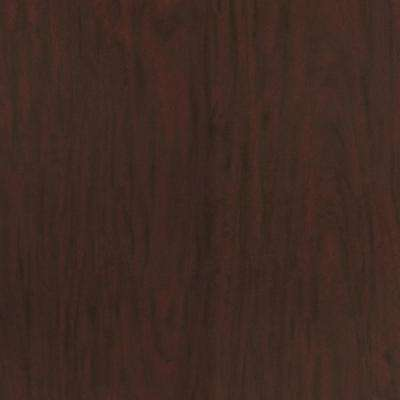5 ft. x 12 ft. Laminate Sheet in Figured Mahogany with Premium FineGrain Finish