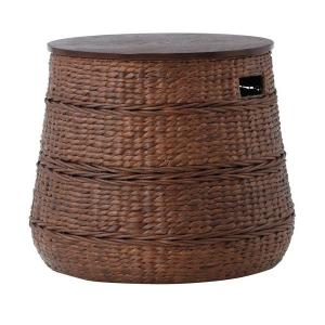 Home Decorators Collection Kerala Brown End Table by Home Decorators Collection