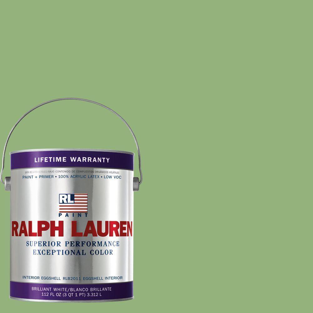 Ralph Lauren 1-gal. East Green Eggshell Interior Paint