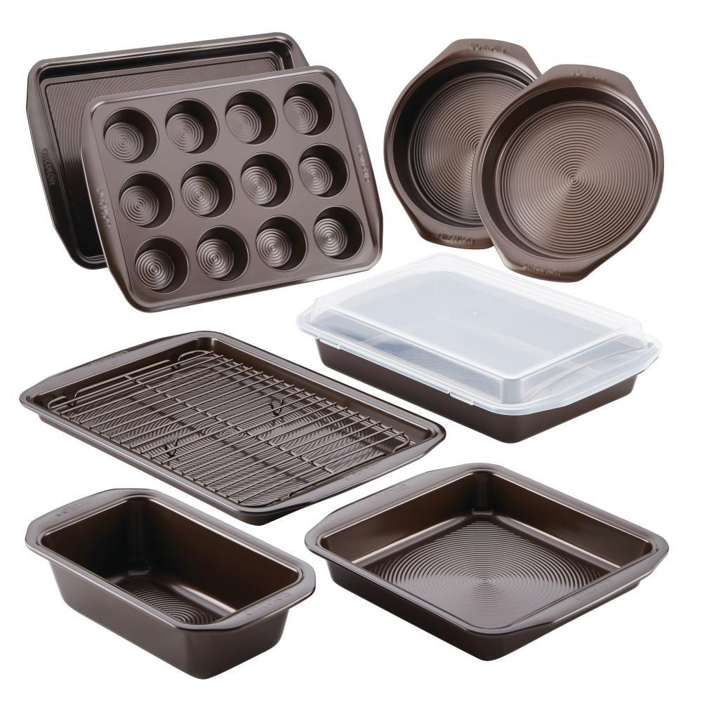 Circulon 10-Piece Non-Stick Bakeware Set by Circulon