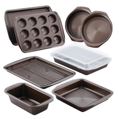 10-Piece Non-Stick Bakeware Set