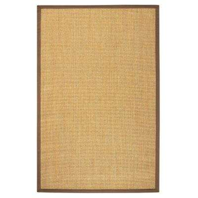 Amherst Sisal Earthen 4 ft. x 6 ft. Area Rug