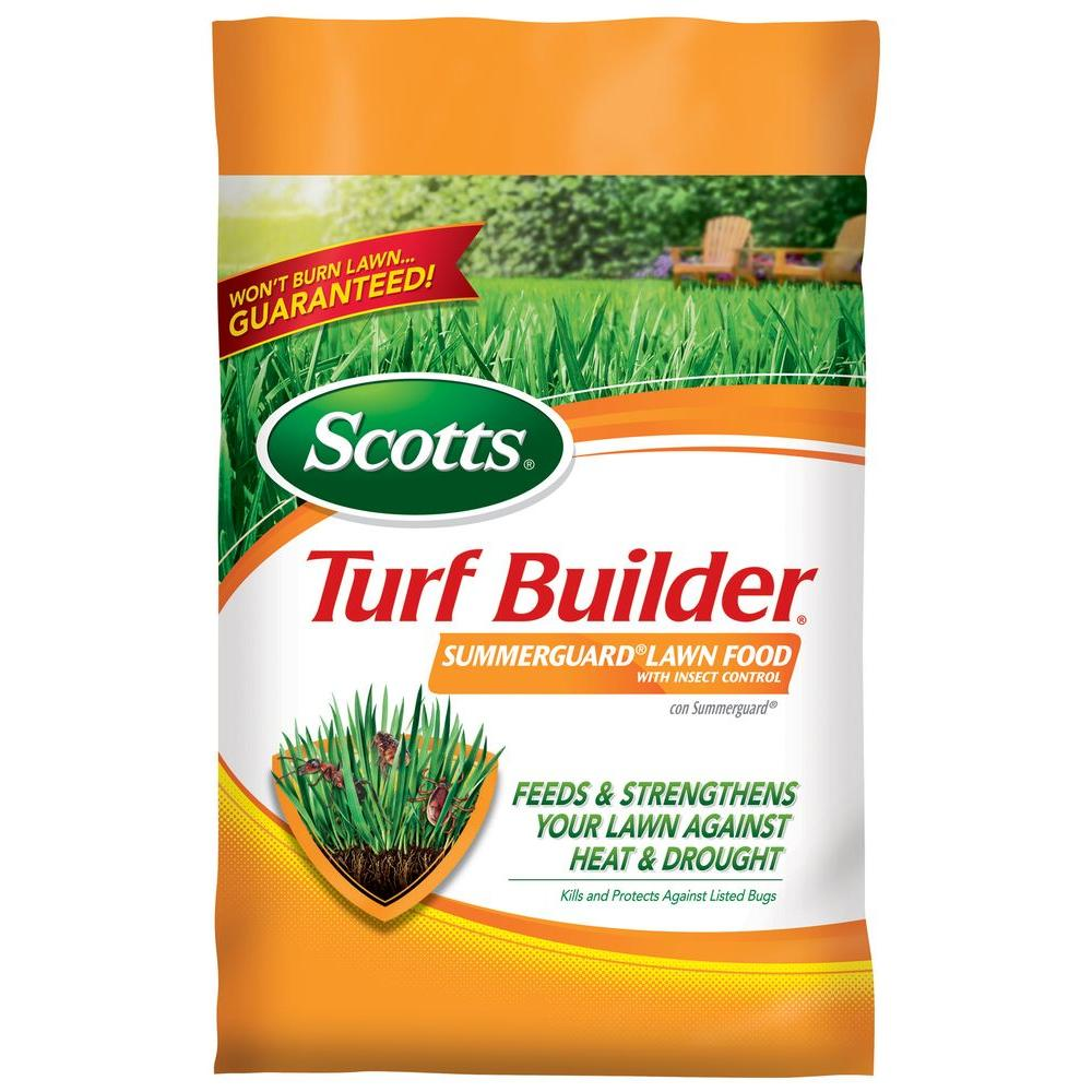 Scotts Turf Builder 41 87 15m Summerguard