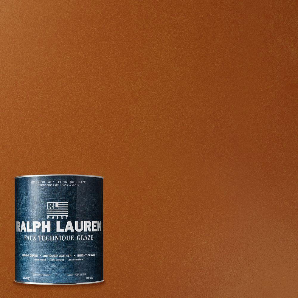 Ralph Lauren 1-qt. Burmese Tan Antique Leather Specialty Finish Interior Paint
