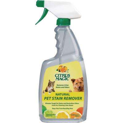 22 oz. All Natural Pet Stain Remover (2-Pack)