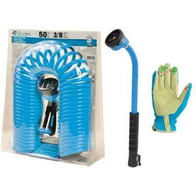 4-Piece Bloom Watering Kit in Blue