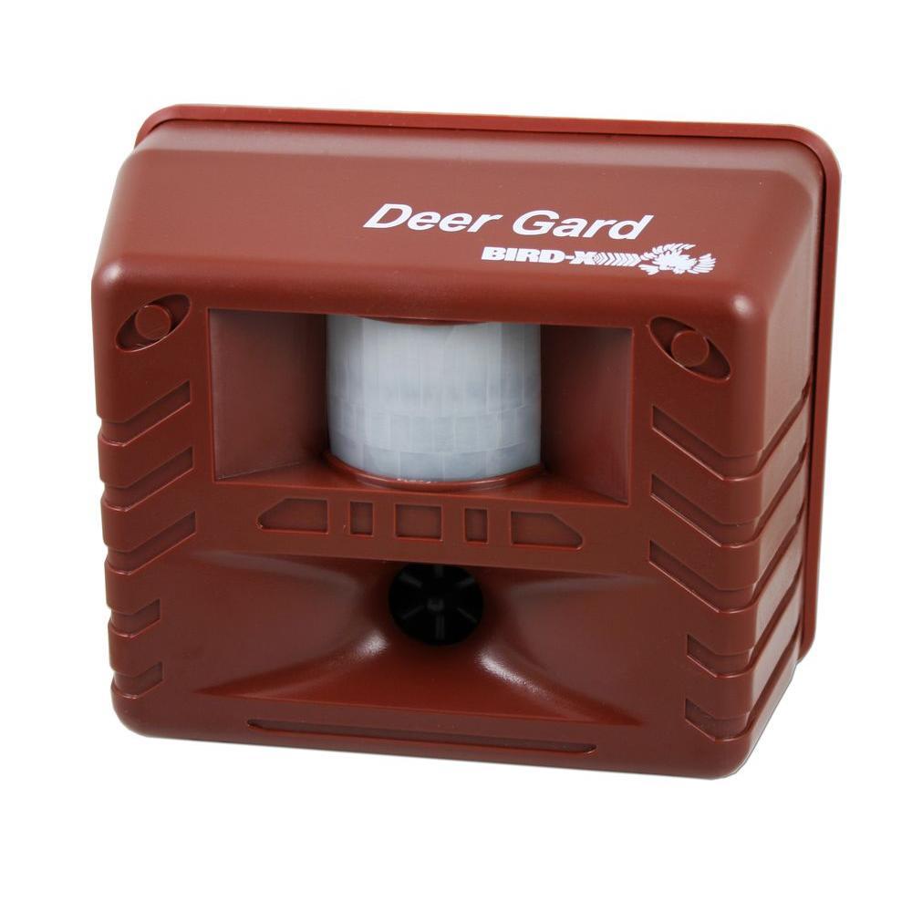 Bird-X Deer Gard Electronic Pest Repeller Deer Repellent