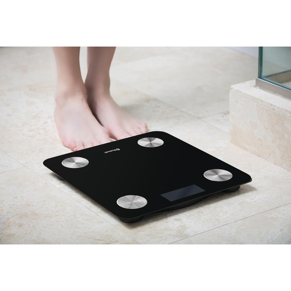 SoundLogic Digital Smart Body Analysis Scale with App