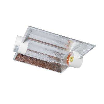 26 in. Cool Tube XL Wing with 6 in. Duct Grow Light Reflector for up to 1000-Watt