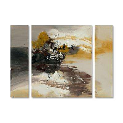 "30 in. x 41 in. ""Abstract II"" by Rio Printed Canvas Wall Art"