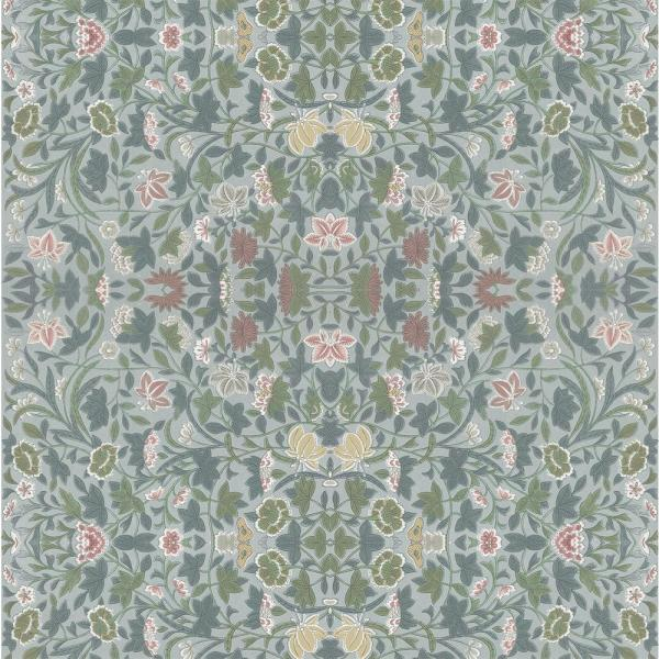 Mitchell Black Debut Collection English Vine Removable and Repositionable Wallpaper