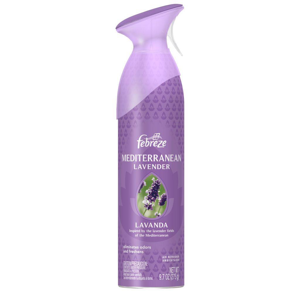 Air Effects 9.7 oz. Mediterranean Lavender Air Freshener Spray