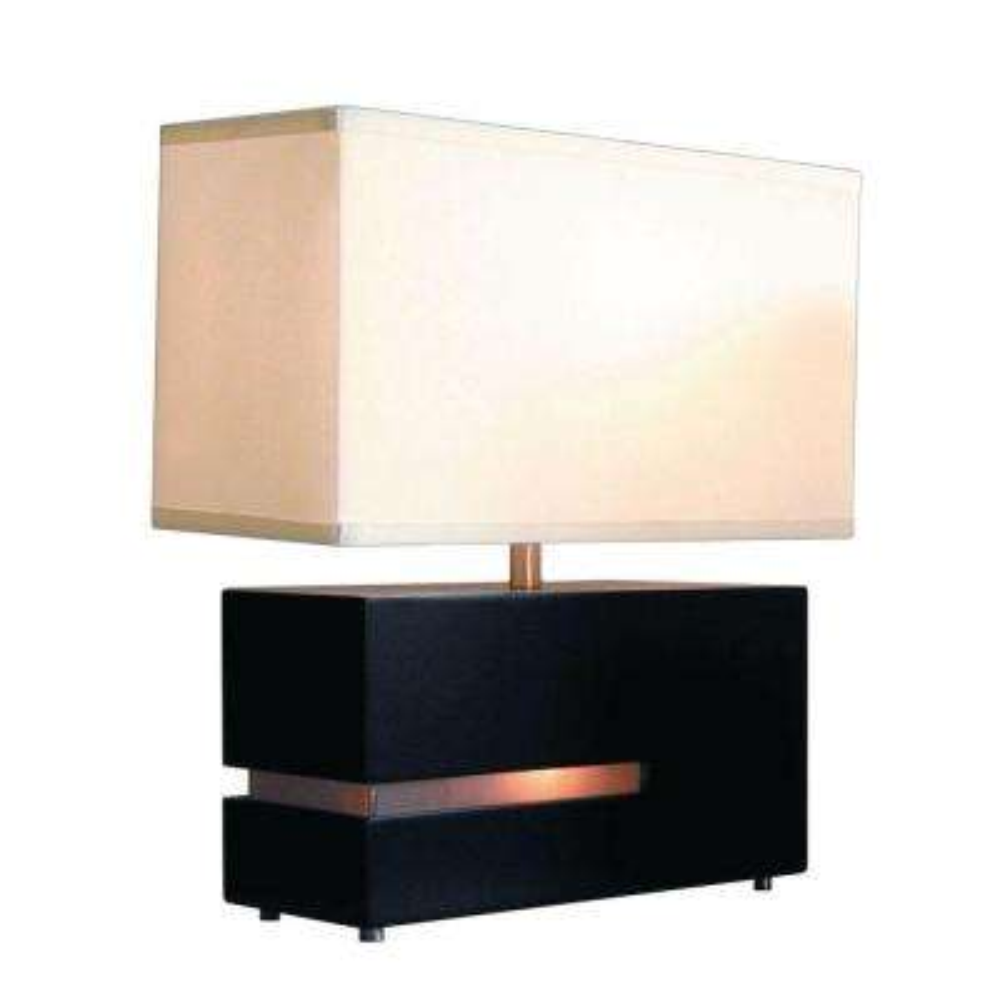 19 in. Zen Reclining Table Lamp