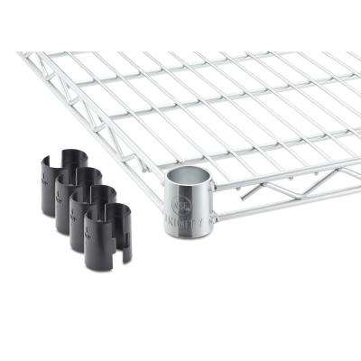 48 in. W x 18 in. D Individual Chrome Color NSF Shelf