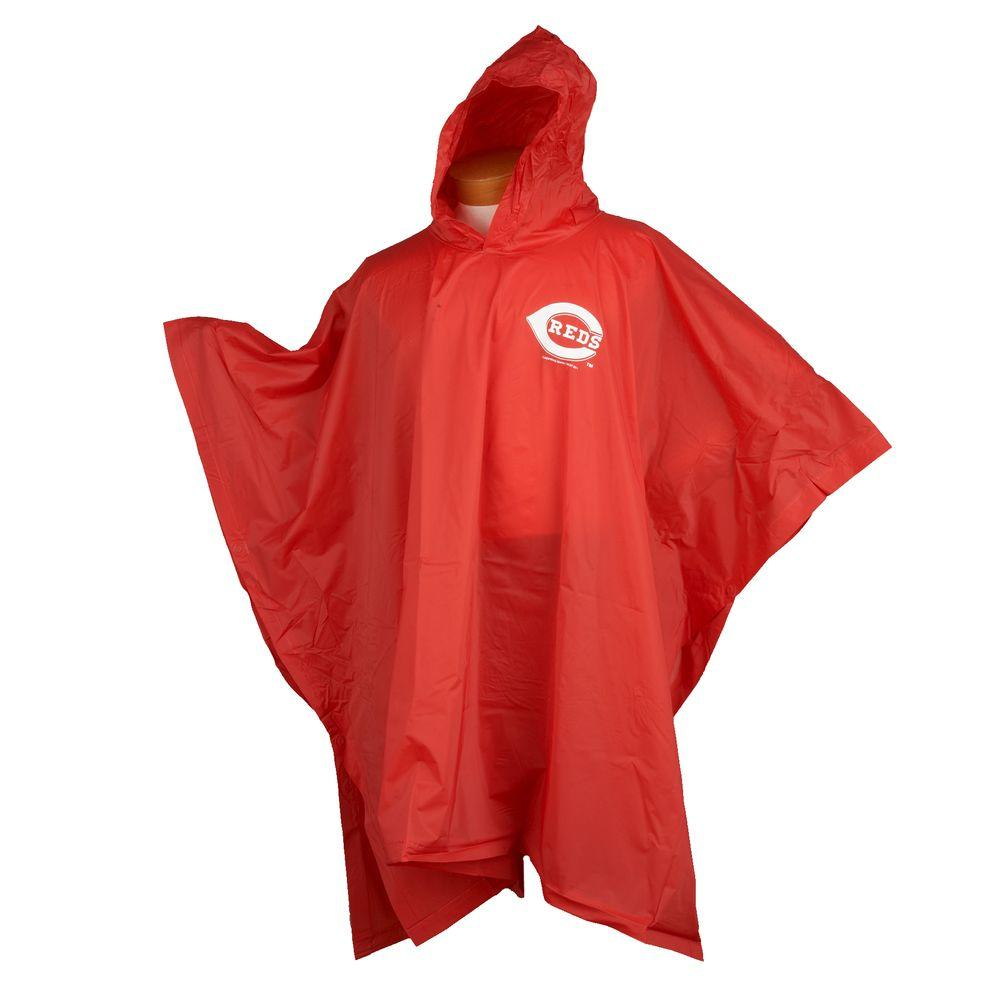 Optimum Reds Medium Reusable Poncho-DISCONTINUED