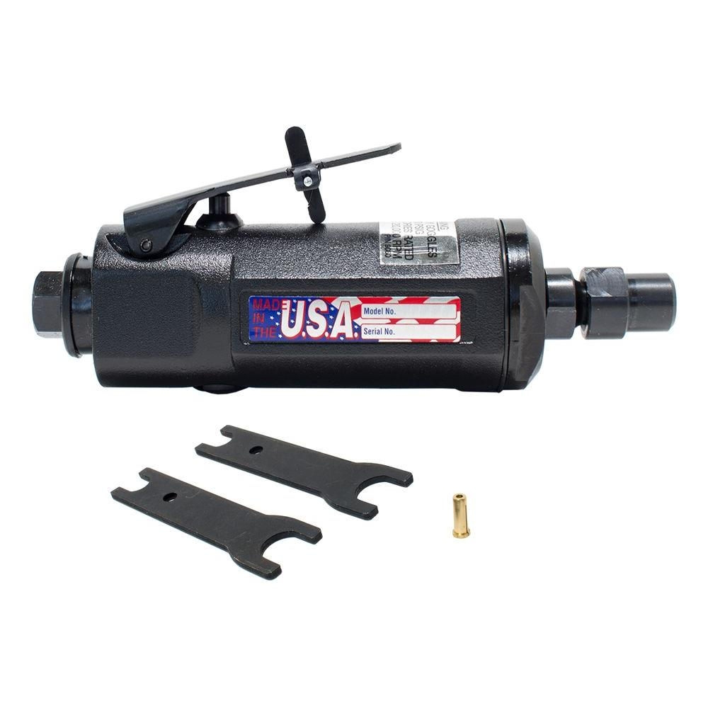1/4 in. Heavy Duty Die Grinder with Adapter