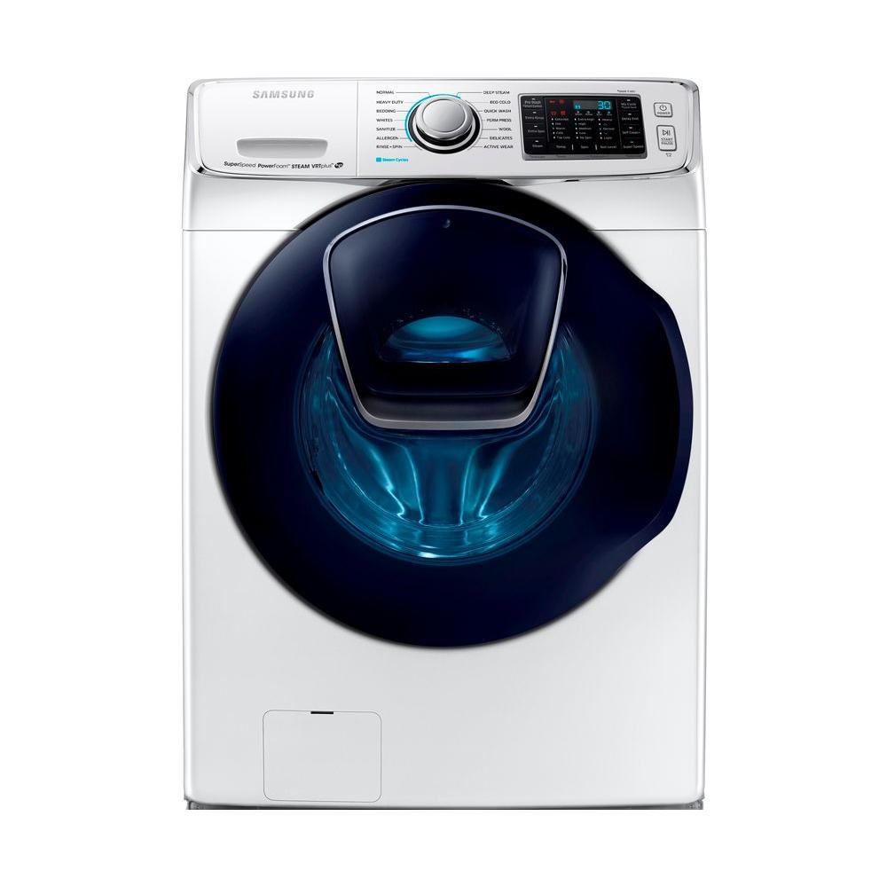Samsung 50 cu ft high efficiency front load washer with steam samsung 50 cu ft high efficiency front load washer with steam and addwash door biocorpaavc Images