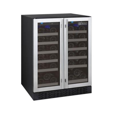 FlexCount Series 36-Bottle Dual Zone Convertible Wine Cellar