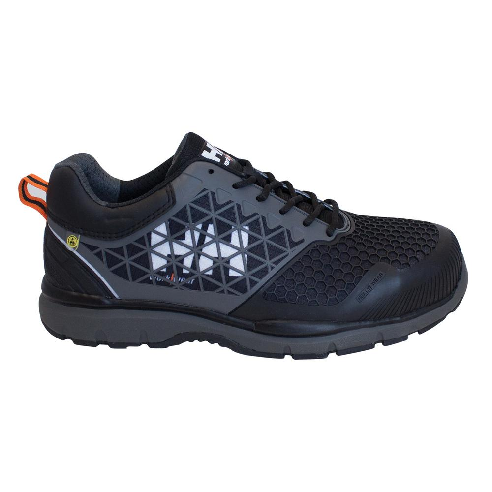 Helly Hansen Loki SD Men's Size 13 Black Nylon Composite Toe Static Dissipative Work Shoe