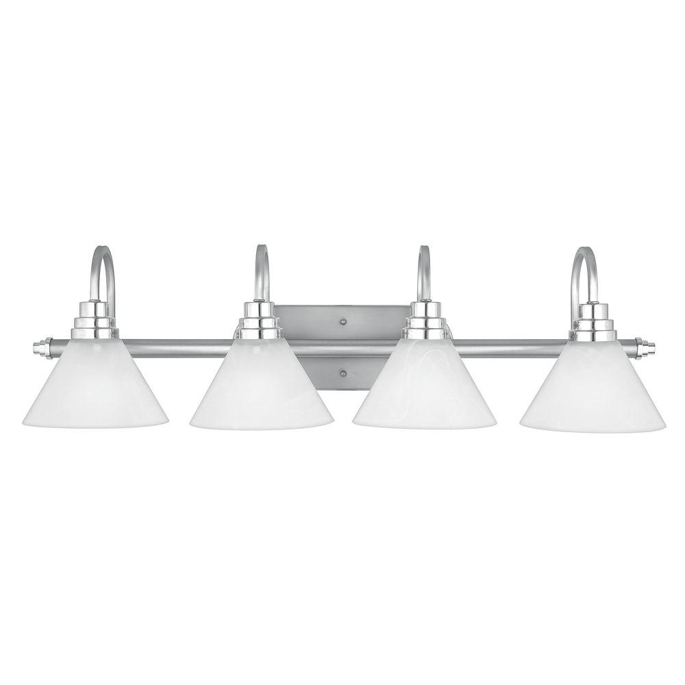 Home Decorators Collection Astoria 4-Light Millenia Bath Light