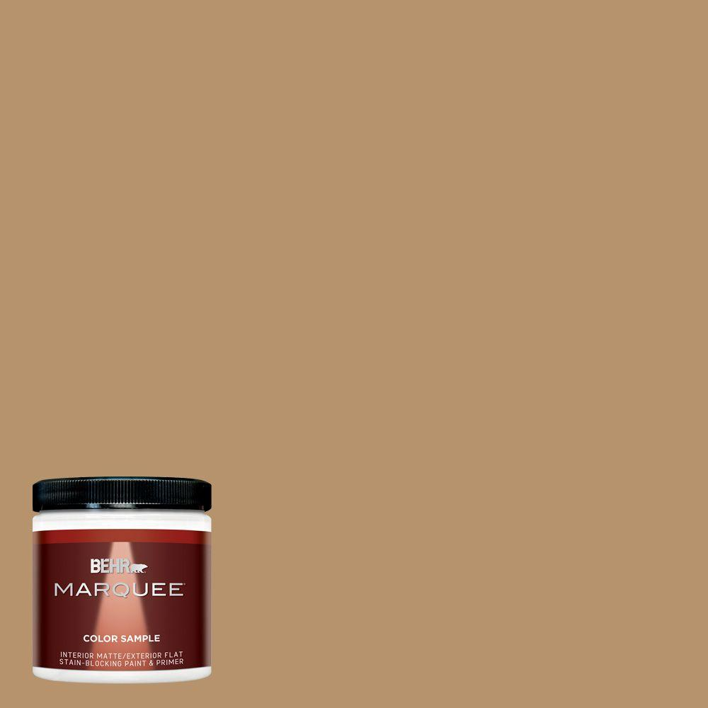 BEHR MARQUEE 8 oz. #MQ2-15 Baguette Interior/Exterior Paint Sample