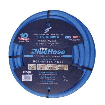 The BlueHose 1 in. x 100 ft. Water Hose
