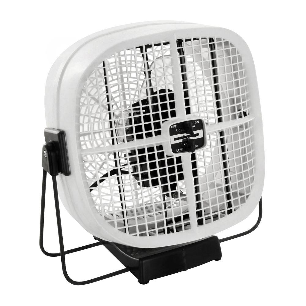 Seabreeze Cool Sweep Cooling Fan