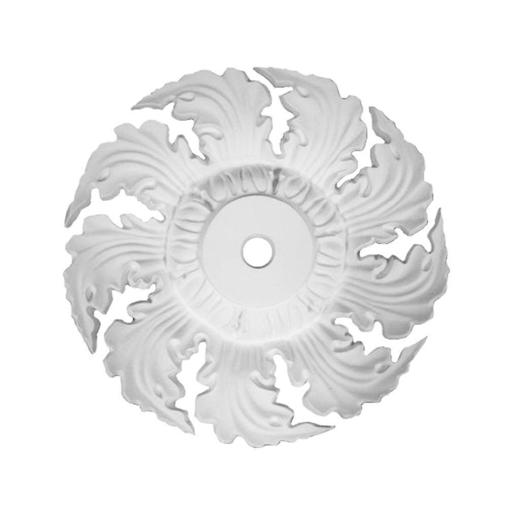 Focal Point 15 in. D'evereux Center Ceiling Medallion