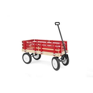 Click here to buy Berlin Flyer Wooden Wagon by Berlin Flyer.