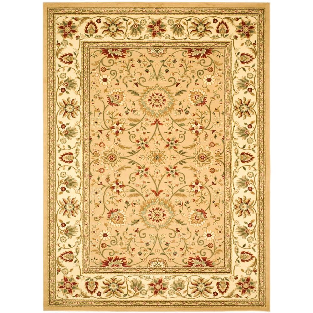 Area Rugs Home Depot: Safavieh Lyndhurst Beige/Ivory 6 Ft. X 9 Ft. Area Rug