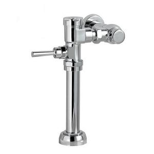 American Standard Manual FloWise 1.28 GPF Valve Only Retrofit Toilet Flush Valve in Polished Chrome by American Standard