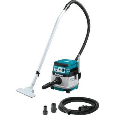 18V X2 LXT (36V) Brushless Cordless 2.1 Gal. HEPA Filter Dry Dust Extractor/Vacuum, with AWS, Tool Only