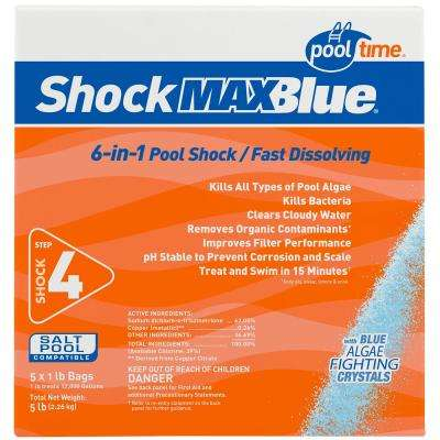 MAXBlue 1 lb. Shock (5-Pack)
