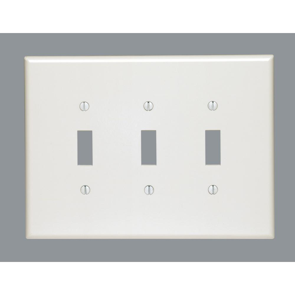 Oversized Switch Plate Covers Entrancing Jumbo  Switch Plates  Wall Plates  The Home Depot Design Ideas