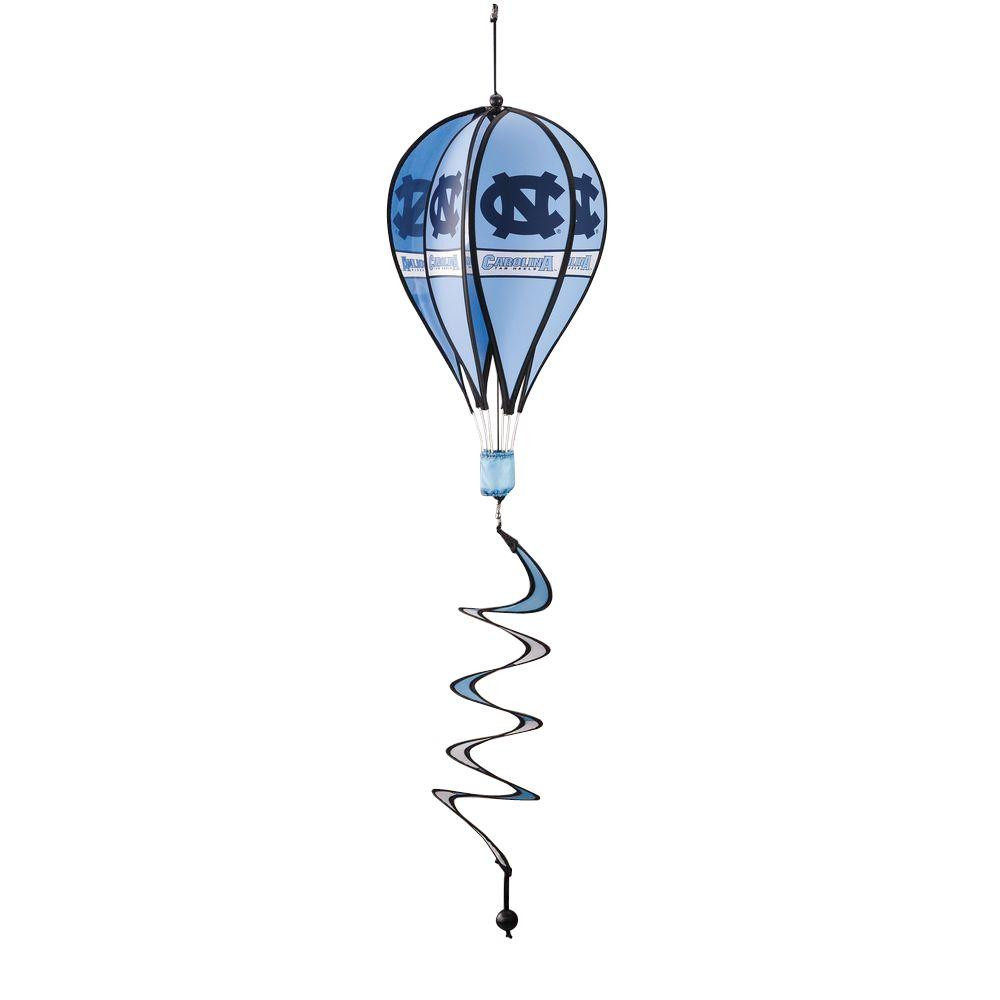 NCAA North Carolina Tar Heels Hot Air Balloon Spinner